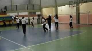 Futebol com as Meninas Hallef e Vitinho