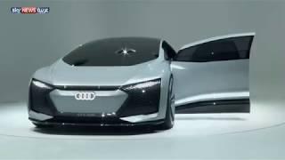 تصاميم مذهلة بمعرض فرانكفورت للسيارات