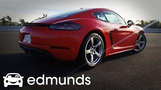2017 Porsche 718 Cayman Acceleration Test | Edmunds