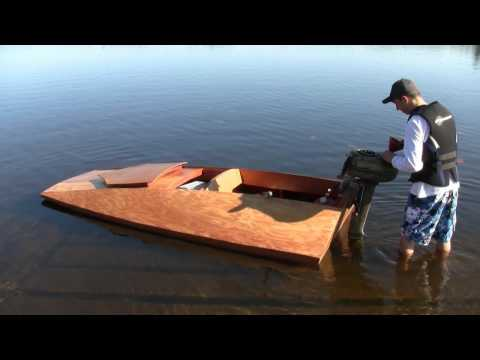 How To Build A Boat TU 9 Tunnel Hull HD