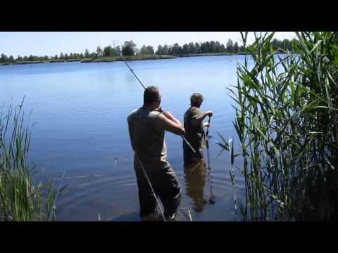 платная рыбалка слуцкого района