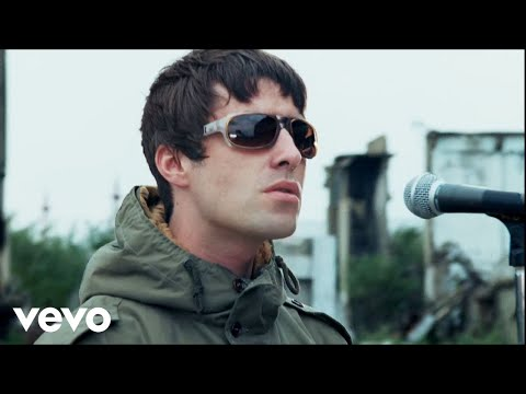 Oasis - D'You Know What I Mean? (2016 HD Remaster)