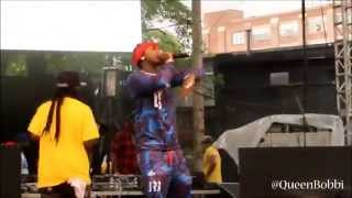 Que - Too Much Live @ StreetzFest 2015