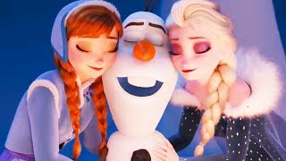 Olaf's Frozen Adventure Trailer 2017 Movie - Official