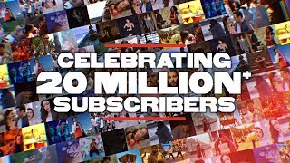 Musical Celebration With 20 Million Subscribers