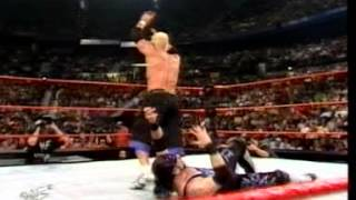 WWF Raw Is War 07 09 2001 Part 2