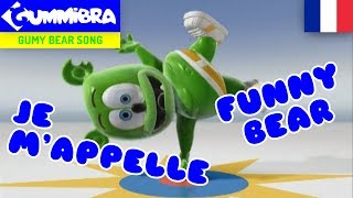 Je M'Appelle Funny Bear ~ Gummy Bear French Song ~ Versão Francesa