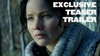 The Hunger Games: Catching Fire - Exclusive Teaser Trailer