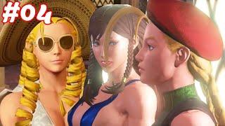 Street Fighter V Story Mode with MODS | #04 | SFV Shadow Falls Story Mode Playthrough