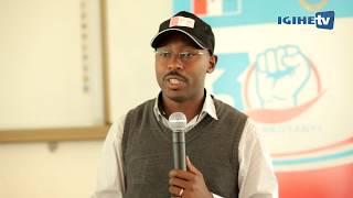 Urubyiruko rwo muri  Ines Ruhengeri rwasabwe kumva neza icyerekezo cy'u Rwanda