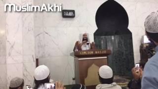 Life and Death   Mufti Menk   Hong Kong   28th April 2017