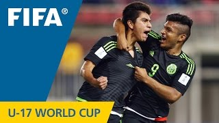 Highlights: Mexico v. Argentina - FIFA U17 World Cup Chile 2015