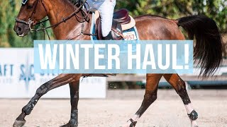 Winter Haul feat. Heated Horse, D&S Socks, + More! | Equestrian Prep