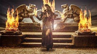 photoshop cc 2015.5 manipulation tutorial fire queen