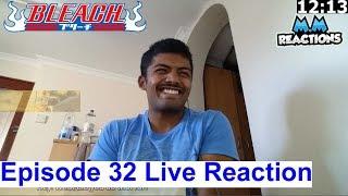 Rukia & Renji's Past - Bleach Anime Episode 32 Live Reaction