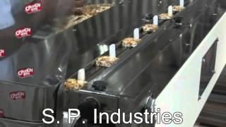 Chikki Gajjak Peanut Bar Packing Machine (S P Industries)