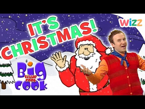 Big Cook Little Cook - It's Christmas! | Santa Claus is in Town