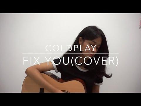 Fix You Coldplay Rahmania Astrini