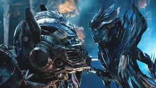 Leave it all behind - Optimus Prime - Transformers: The Last Knight