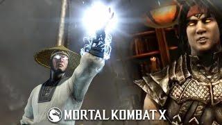 WHY I HATE RAIDEN | Mortal Kombat X #12