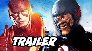 The Flash Season 4 Fan Promo Arrow Season 6 Reel DCTV 2017 Breakdown