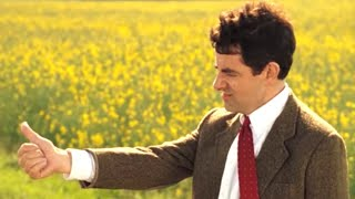Catch a Ride!    Funny Clips   Mr Bean Official