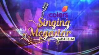 Colors Singing Megastar Australia