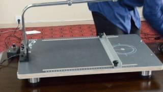 Hot wire styrofoam cutter T1