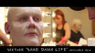 Seether | Same Damn Life (behind the scenes)