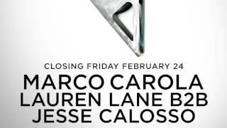 Marco Carola Music On Amnesia Ibiza Closing Friday 24 February 2017 Mixed By Jose Vaso
