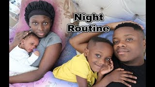 Our Family Night Routine