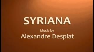 Syriana 07. Syriana (Piano Solo)