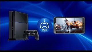HOW to download and use PS4 remote play on android phones.
