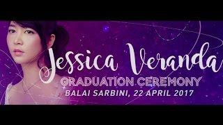 Jessica Veranda Graduation Ceremony