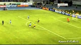 Argentina Vs Colombia 2-1 All Goals Highlights | World Cup 2014 Qualifiers
