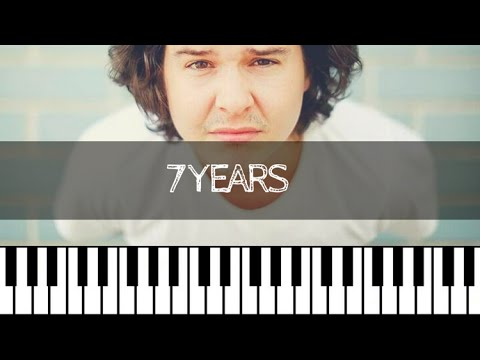 Lukas Graham - 7 Years | Piano Tutorial Nederlands