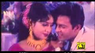 Bangla flim songs Riaz Sakil khan Sabnur (oi chand Mukhe Jeno) - YouTube