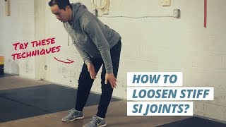 3 SI Joint Stretches For Proper Sacroiliac Motion