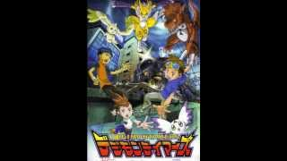 Digimon Tamers: The Runaway Locomon, Rika's song (Fandub vocals only)