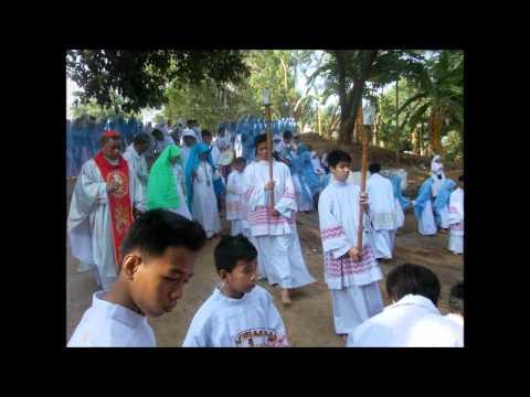 Good Friday 2012. Apostolic Catholic Church Hermosa Bataan