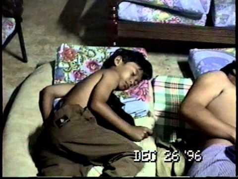 Anak Kanduk Slumber party Dec96
