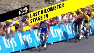 Last kilometer - Stage 14 - Tour de France 2019