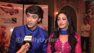 Kinshuk Vaidya aka Sanju of Shakalaka Boom Boom & Shivya Pathania talks about Ek Rishta Sanjedari ka