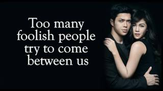 BORN FOR YOU (Lyrics) - Janella Salvador & Elmo Magalona