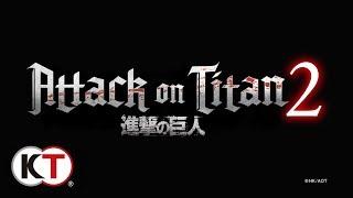 Attack on Titan 2 - Announcement Trailer