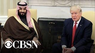 CIA believes Saudi crown prince ordered Khashoggi