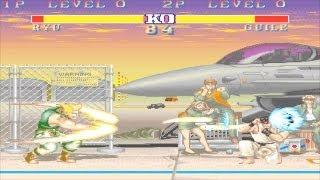 Street Fighter Rainbow: Mugen spam edition