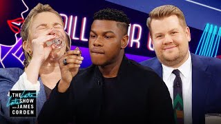 Spill Your Guts or Fill Your Guts w/ Drew Barrymore & John Boyega