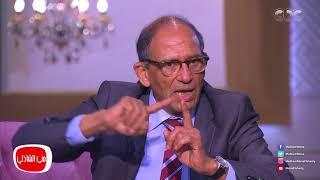 معكم منى الشاذلى - المهندس هاني عازر يوضح مشكله حوادث القطارات والحلول التي تعمل عليها الدوله