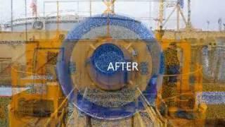 CORES FP7 - Ocean Wave Energy Sea trial Galway 2011